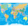 Weltkarte - world map - carte mondiale - mappamondo - mapamundi